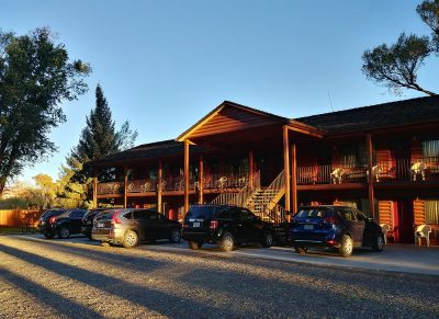 Austin's Chuckwagon Lodge