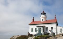 Crescent City California Light House