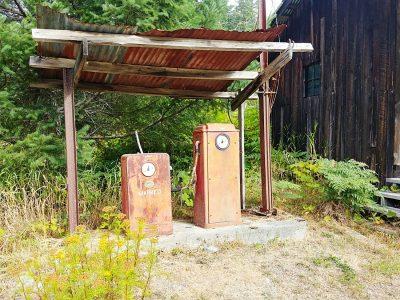 McClean gas station