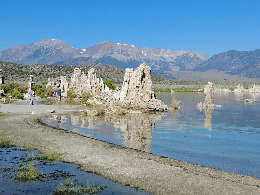 Mono Lake views, California