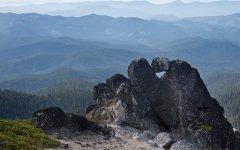 Mount Ashland, Oregon on our tour groups