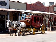 Mail Stage in Tombstone