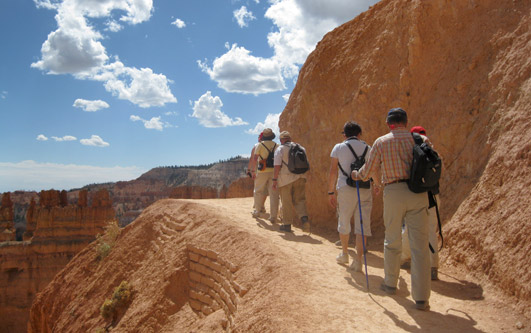 Bryce Canyon Hike